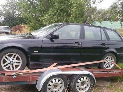 gebraucht BMW 320 E46Diesel erst 227 TKM
