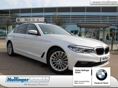 gebraucht BMW 520 dA.xDr.Sport DrivAs+ACC KomfSitz+Bel.Lenkrah.
