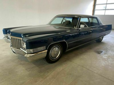 gebraucht Cadillac Fleetwood Brougham Sixty Special als Limousine in Fuchstal
