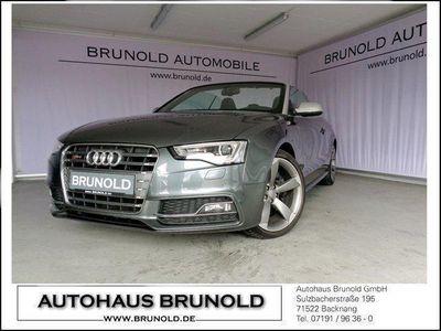 gebraucht Audi S5 Cabriolet S tronic Quattro *Bang & Olufsen*