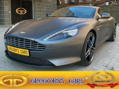gebraucht Aston Martin Virage Coupe Touchtronic Black Edition+B&O