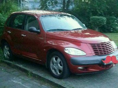 gebraucht Chrysler PT Cruiser 2.0 CLASSIC mit neuem ... als Limousine in Altena