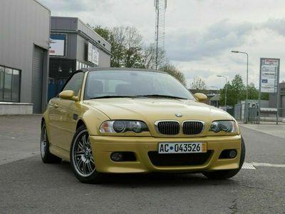 gebraucht BMW M3 Cabriolet SMG