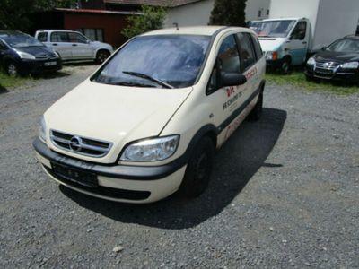 gebraucht Opel Zafira A Njoy