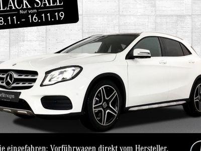 gebraucht Mercedes GLA250 4M AMG Line Business LED Panoramadach