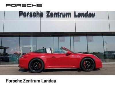 gebraucht Porsche 911 Targa 4 991 GTS 3.8 Sportabgasanlage 20-Zoll
