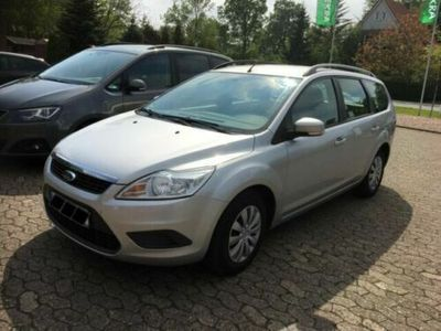 used Ford Focus TURNIER 1.6 STYLE*KLIMA*R/CD*PDC*S-HEFT*WR