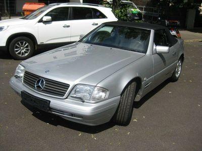 gebraucht Mercedes SL320 bei Gebrachtwagen.expert