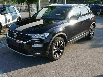gebraucht VW T-Roc 1.5 TSI ACT UNITED * ACC AHK NAVI PARKLENKASSISTENT SITZHEIZUNG 17 ZOLL
