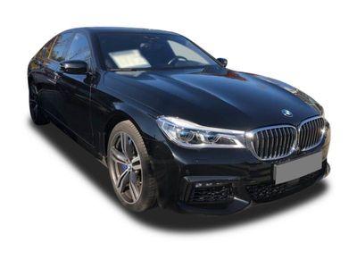 gebraucht BMW 750 d xDrive M SPORTPAKET+MASSAGE+LASER+TV+