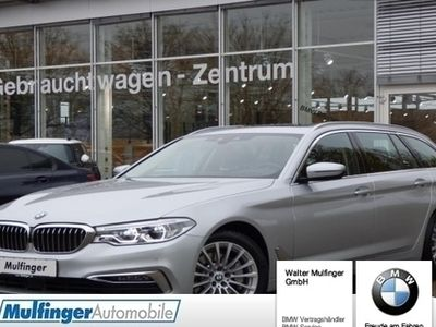gebraucht BMW 530 i T.Standh.DrivAss+ACC DAB AktivLenk.Parkass.