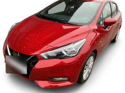 gebraucht Nissan Micra MicraAcenta IG-T 100 Aut. Winter-/ Safetypkt.