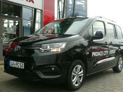 gebraucht Toyota Verso PROACE CITYals Van/Kleinbus in Maulburg