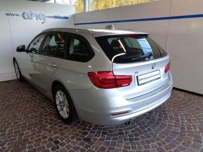 gebraucht BMW 318 d Touring Advantage Aut. Bluetooth LM PDC Sitzhzg.
