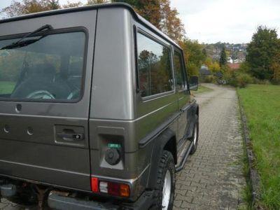 gebraucht Mercedes G230 G- MODELL G-KLASSE