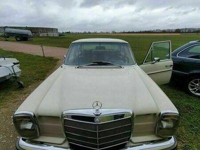 gebraucht Mercedes W114 Mercedes230.6