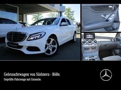 gebraucht Mercedes C250 d T 4M Excl.,Avantg.,LED,Navi,Rollos,PTS,