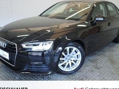 gebraucht Audi A4 Limousine 2.0 TDI Navigation Telefon