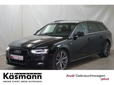 gebraucht Audi A4 Avant Ambition 2.0 TDI clean diesel quattro 140 kW (190 PS) S tronic