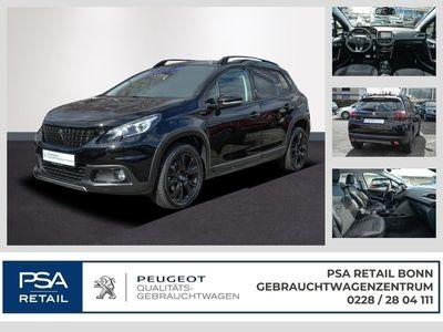 gebraucht Peugeot 2008 BlueHDi 120 EAT6 GT-Line Black Edition