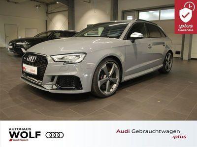 gebraucht Audi RS3 Sportback 2.5 TFSI RS Sportabgasanlage B&O