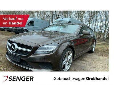 gebraucht Mercedes CLS350 Shooting Brake CDI 4Matic Leder AHK PDC Fahrzeuge kaufen und verkaufen