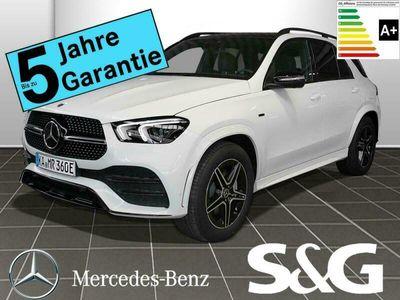 gebraucht Mercedes GLE350 de 4M AMG Night+MBUX+360°+Pano+M-LED/20