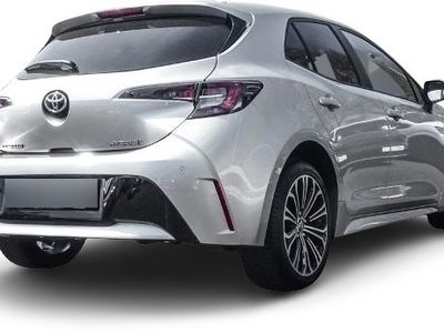 gebraucht Toyota Corolla Hybrid CorollaClub 1.8 Navi+Cam+PDC+LED+Sitzhzg+