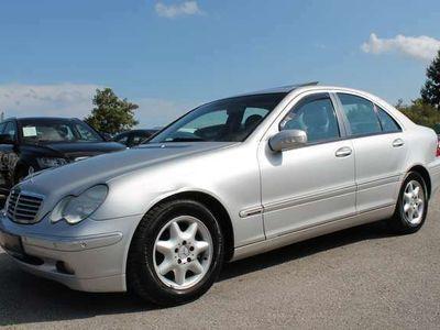 gebraucht Mercedes C220 CDI Aut. EL.GSHD SHZ PDC TÜV-NEU
