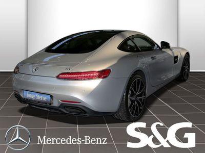 gebraucht Mercedes AMG GT Night RIDECONTROL Performance-Abgasanlage
