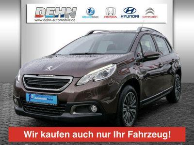 gebraucht Peugeot 2008 VTi 120 Active SHZ Bluetooth