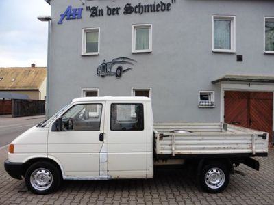 usado VW T4 2.5 TDi,Pritsche Doka TÜV 01/2019