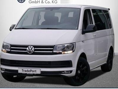 "gebraucht VW Multivan T6Comfortline 2.0 TDI DSG NAV AHK 18"""