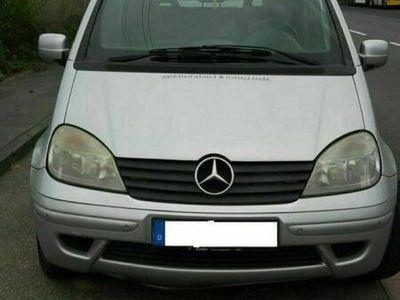 gebraucht Mercedes Vaneo MersedesBj 2003 als Van/Kleinbus in Erftstadt