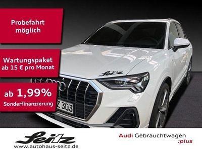 gebraucht Audi Q3 40 TFSI quattro MATRIX*B&O*AHK*KAMERA*DAB