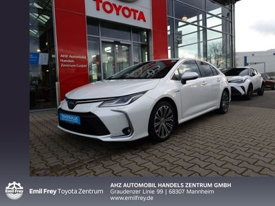 gebraucht Toyota Corolla 1.8 Hybrid Comfort
