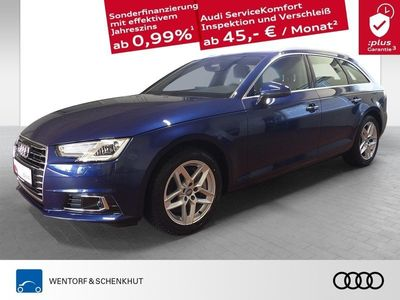 gebraucht Audi A4 Avant Design 2.0 TFSI S Tronic