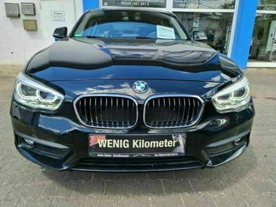 gebraucht BMW 116 Baureihe 1 Lim. 5-trg. i Advantage