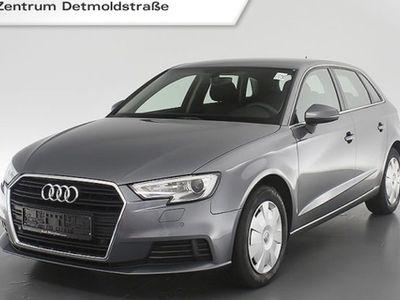 gebraucht Audi A3 Sportback 2.0 TDI Standhz. Navi Xenon Licht-/Regensensor PDCplus 6-Gang
