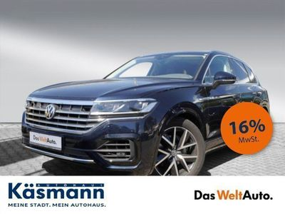 gebraucht VW Touareg 3.0 TDI Atmosphere 4M R-LINE+PANO+LEDER