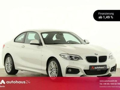 gebraucht BMW 220 2er - d M Sport