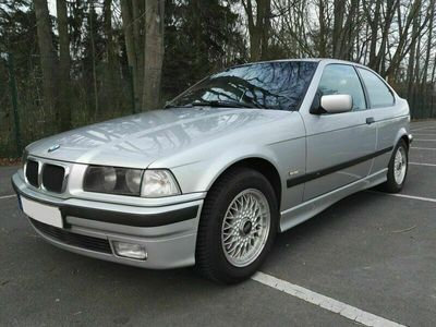 gebraucht BMW 323 Compact E36 ti Edition Exclusive