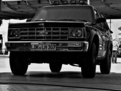 gebraucht Chevrolet Blazer s10 4,3 L 160 ps