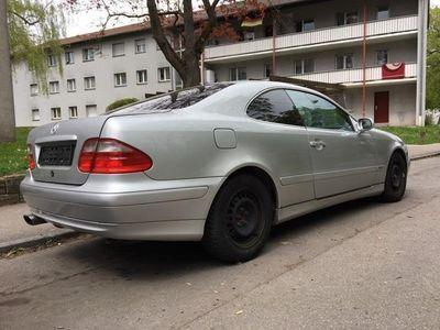 gebraucht Mercedes CLK200 Coupe Elegance
