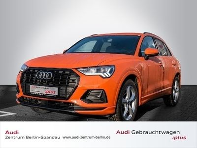 gebraucht Audi Q3 35TFSI advanced S tro. *NAVI+*VC*LED*SHZ*