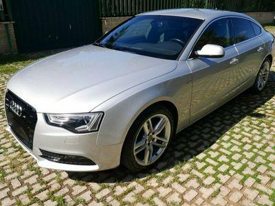 gebraucht Audi A5 2.0 TDI 177ps Quattro S line xenon/navi/leader S-line NAVI