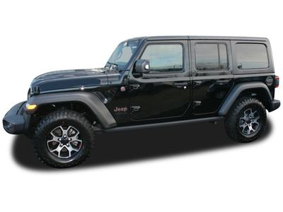 gebraucht Jeep Wrangler Unlimited 2.0 T-GDI AWD Rubicon NAV LED