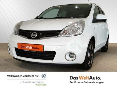 gebraucht Nissan Note 1.4 I-Way+ PDC Navigation Klimaautomatik