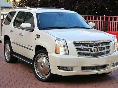 gebraucht Cadillac Escalade 6.2 V8 Elegance
