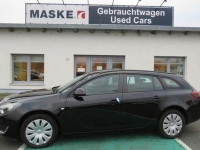gebraucht Opel Insignia Sports Tourer 1,6 CDTI Selection